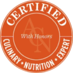 Culinary Nutrition Expert badge