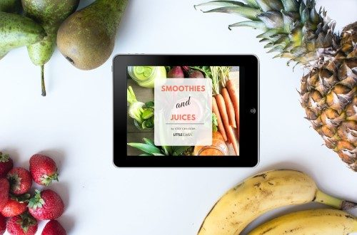 Healthy Little by Little - freebie Juices and Smoothies ebook